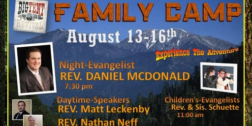 NorthWest Apostolic Family Camp