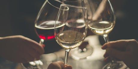 September Riverbench Wine Club Night billets