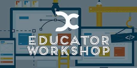 Educator Workshop: Data Development (Level 2) tickets