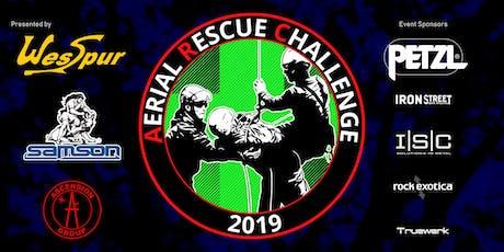 Aerial Rescue Challenge 2019 tickets