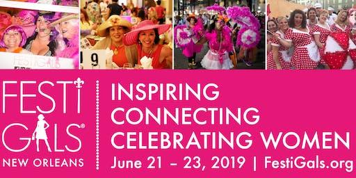 2019 FestiGals Women's Weekend Experience