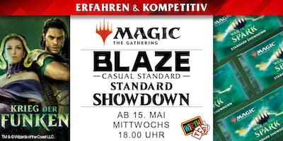 Standard Showdown: BLAZE - Krieg der Funken Saison