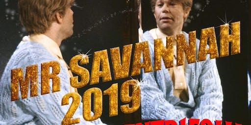 4th Annual Mr. Savannah Pageant Entry