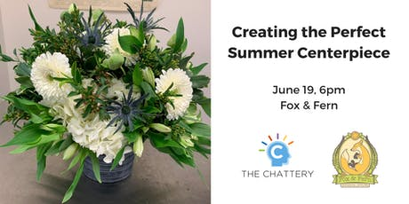 Creating the Perfect Summer Centerpiece tickets