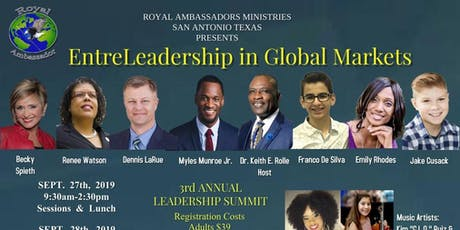 "3rd Annual ""Next Level Business"" EntreLeadership Summit tickets"