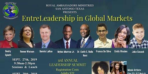 "3rd Annual ""Next Level Business"" EntreLeadership Summit"