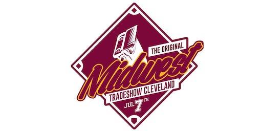 MLB ORIGINAL MIDWEST CLEVELAND SUPERBARBER & BEAUTY TRADESHOW