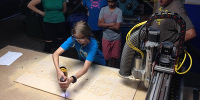 Maker Skills July 30-Aug 2