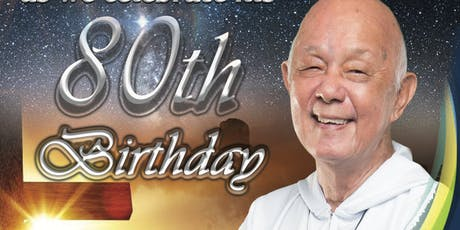 Missionaries of the Poor: Father Ho Lung's 80th Birthday Celebration tickets