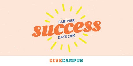 Partner Success Day 2019 - Washington, D.C. - VMS Edition tickets