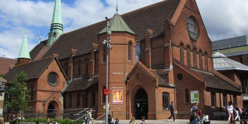 Woking Christian Workplace Network Launch