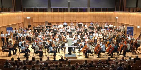 National Scout and Guide Symphony Orchestra Saturday Night Performance 2019 tickets