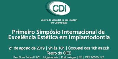 I SIMPÓSIO INTERNACIONAL DE EXCELÊNCIA ESTÉTICA EM IMPLANTODONTIA