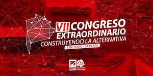 """VII Congreso Extraordinario Provincial: """"Construyendo..."""