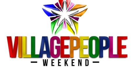 VillagePeopleWeekend 2020 tickets
