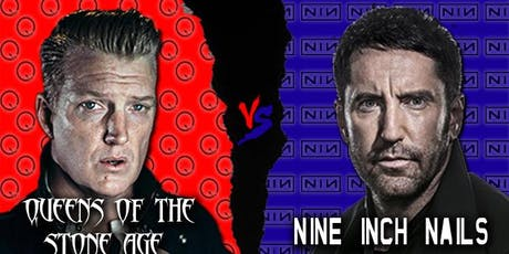 Queens of the Stone Age vs. Nine Inch Nails: Live Band Tribute @ HVAC Pub tickets