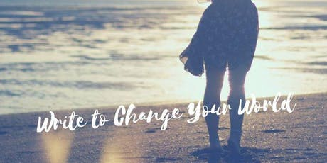 Writing/Journaling Workshop: 'Write to Change Your World' tickets