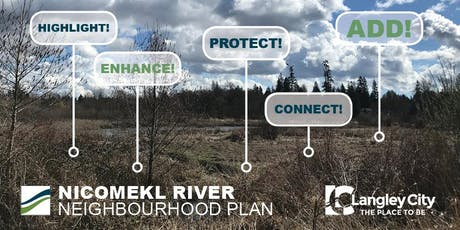 Nicomekl River Neighbourhood Plan Workshop tickets