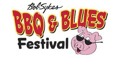 Bob Sykes BBQ & BLUES Festival