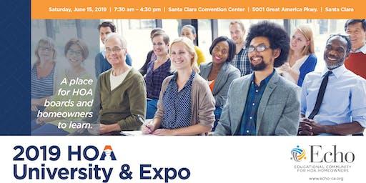 Echo Annual HOA University & Expo