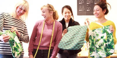 Learn to Sew - Introduction to Sewing