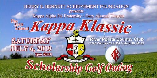 2019 Annual Kappa Klassic - Scholarship Golf Outing