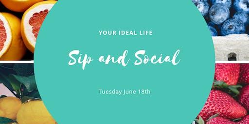 Sip and Social