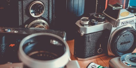 Basics to Photography; 2 Day, 4 Session Workshop (June 17th & 18th) tickets