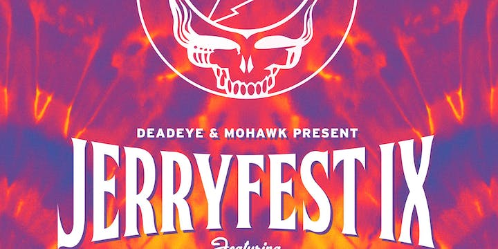 JerryFest IX: Melvin Seals & JGB with Deadeye