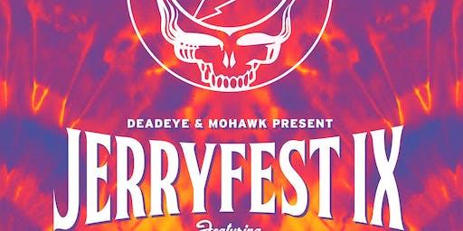 JerryFest IX: Melvin Seals & JGB with Deadeye @ Mohawk
