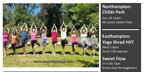 Yoga in Childs Park tickets