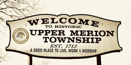 Historic Tours of Upper Merion tickets