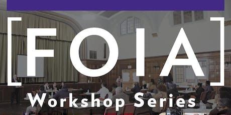 FOIA Workshop: Northwest  tickets