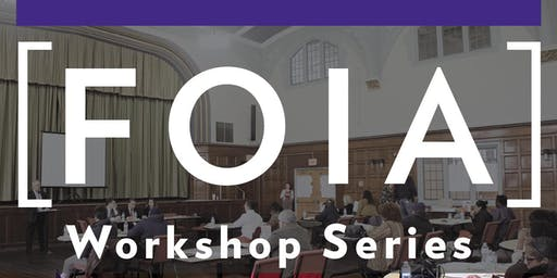 FOIA Workshop: Northwest