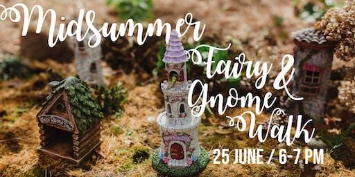 Midsummer Fairy & Gnome Walk