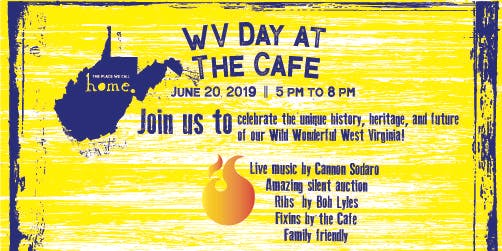 WV Day at the Cafe
