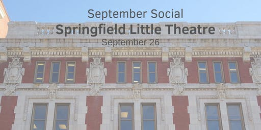 September Social: Springfield Little Theatre