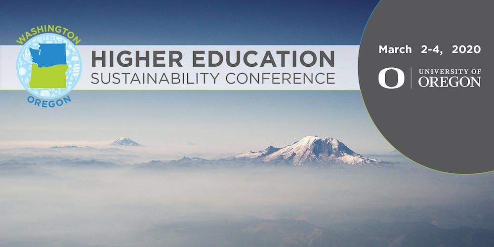 Washington & Oregon Higher Education Sustainability