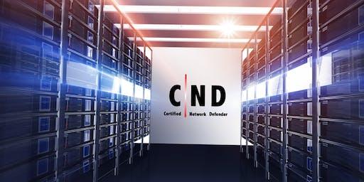 Winnipeg, AB | Certified Network Defender (CND) Certification Training, includes Exam