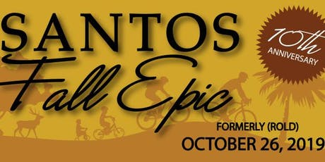 2019 Santos Fall Epic tickets
