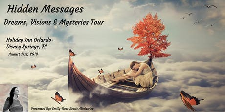 Hidden Messages: Dreams, Visions & Mysteries Workshop tickets