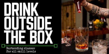 Drink Outside the Box tickets