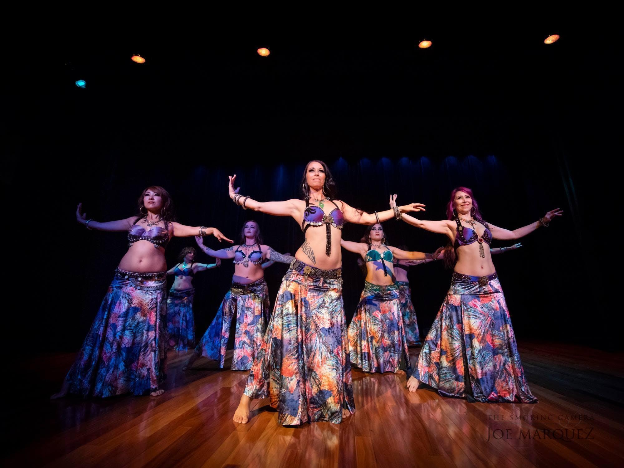 Shakti's Den, Fundraiser show for Shakti Dance Movement!