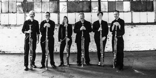 Red, White & Bassoon: Rock E Bassoon w/ Progressive Lenses, Howard @ HI-FI