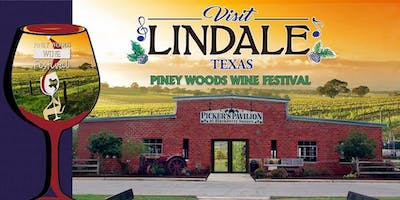2019 Food Vendor/Arts and Crafts Vendor Payment Piney Woods Wine Festival
