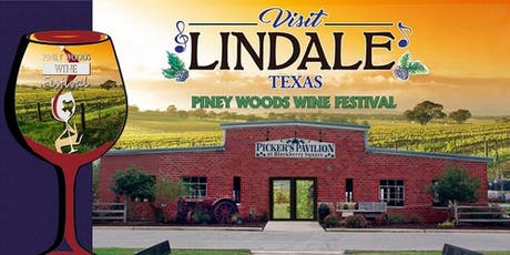 2019 Food Vendor/Arts and Crafts Vendor Payment Piney Woods Wine Festival tickets