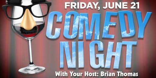 Comedy Show - Fri June 21st