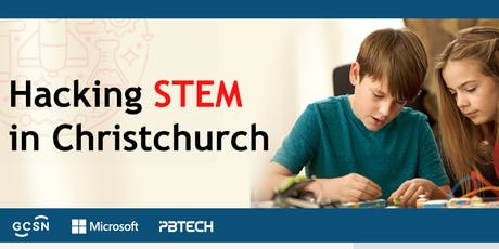 Hacking STEM and Digital Technologies tickets