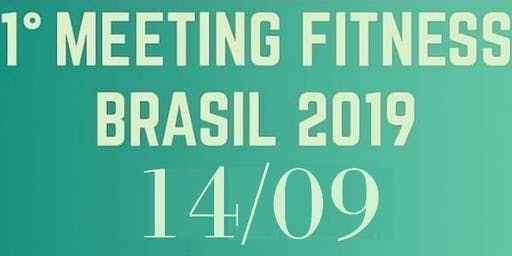 1° Meeting Fitness Brasil 2019
