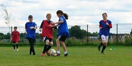 Braehead FC Summer Soccer School (7-14 year old week 1) tickets